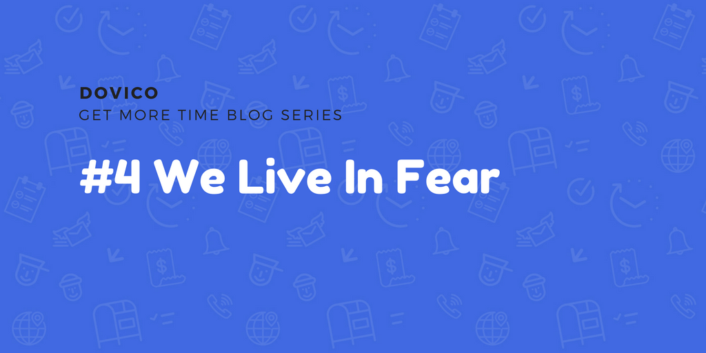 Get More Time Series #4 - We Live in Fear