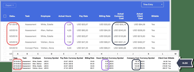 report-export-decimals
