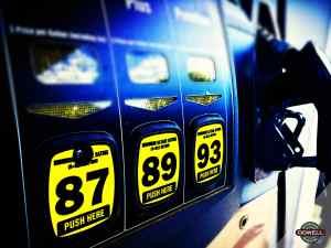 Gasoline grade