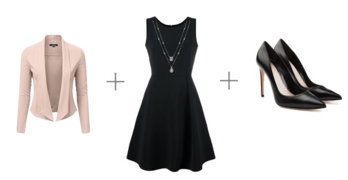 795cafde2763f This outfit is not only easy to throw on but will instantly help you exude  confidence both in-person and over the phone. There's something about  wearing a ...