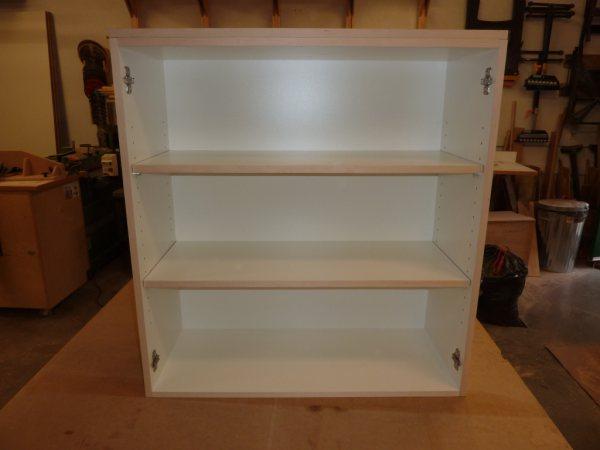 how to build melamine cabinets. Black Bedroom Furniture Sets. Home Design Ideas