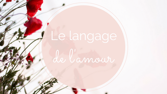 le langage de l'amour - anna chen life coach de vie