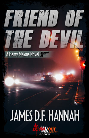 Friend of the Devil by James D.F. Hannah
