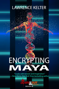 Encrypting Maya by Lawrence Kelter