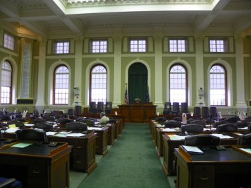 The Maine House Chambers