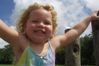 Hannah, August 2003
