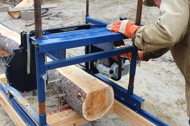 build wood mill