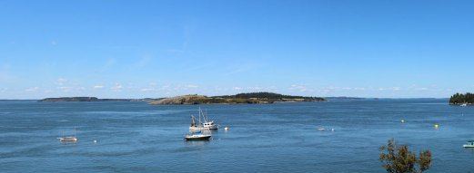 Johnson Bay from Lubec