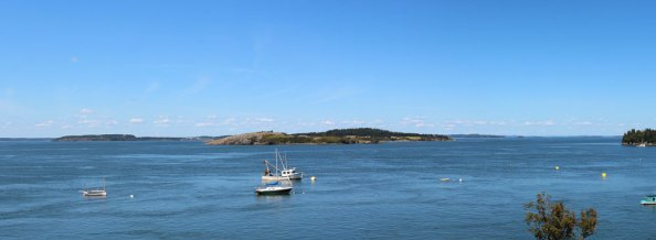 Johnson Bay from Lubec