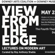 """View From The Edge is a lecture series bringing life to modern art with important voices of the local arts community. Thursday May 23, we present Sue Ann Robinson, Director of Collections and Exhibitions forthe Long Beach Museum of Art, as she brings a talk entitled, """"Modern Art Nurtured in California: Historical Contributions of Our […]"""