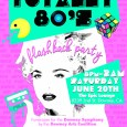 "The Downey Arts Coalition is bringing you back to the 80's with a new fundraiser event benefiting the Downey Symphony Orchestra.  It's a ""Totally 80's Flashback Party"" with the music, style and attitude from the decade.  Saturday June 20th, 8PM to 2AM at The Epic Lounge in Downey, 8239 2nd Street, just west of Downey […]"
