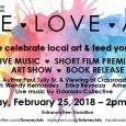 This is the first of the LIVE LOVE ART events, they will come each season, this is our Winter 2018 edition, on February 25th at The Epic Lounge in Downey. Come celebrate the local arts with Downey Arts Coalition. Meet the new DAC team, and learn about all the exciting things happening in the Downey […]