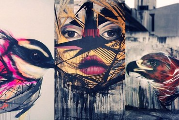 Inspiring Graffiti Street Art