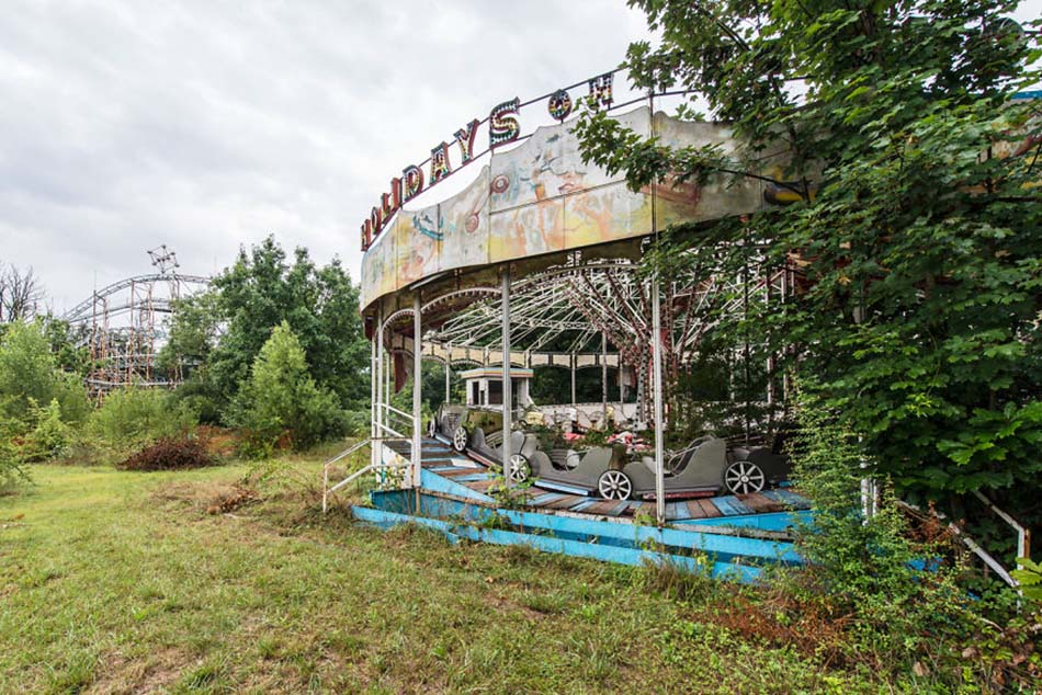 Photographs of Abandoned Buildings