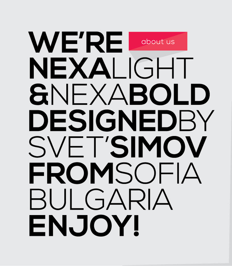 Download 21 Beautiful Royalty Free Fonts for Commercial Use