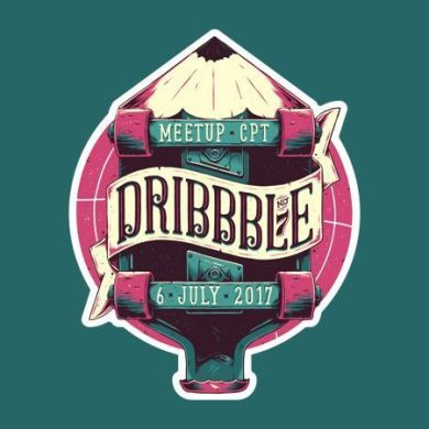 July Cape Town Dribbble Meetup