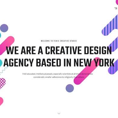 WordPress Themes for Designers