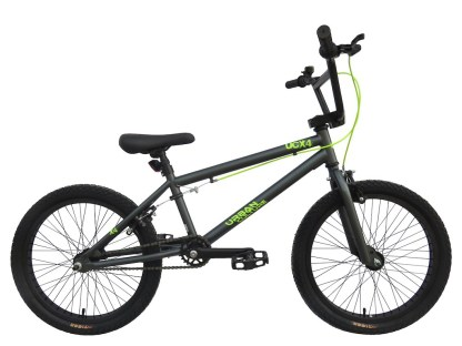 Tiger UCX4 BMX Bike Lime