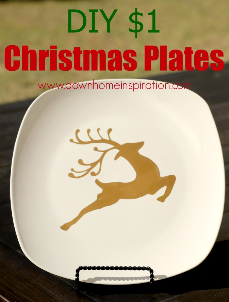 ive got this set of bright blue christmas plates with oversized childlike trees on them that i have had for years actually i believe that they were - Christmas Plates
