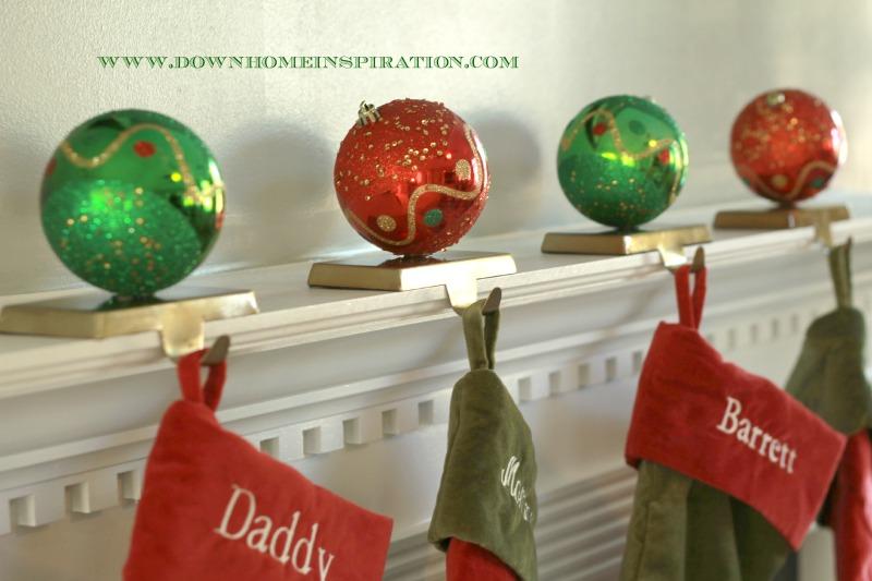 stocking holder 2