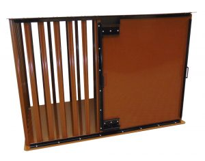 Heavy Duty Dog Crate Max Hold & Max Vision for your escape artist dog