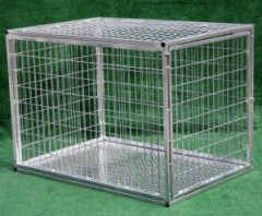 Escape Artist Dog Gotta Love those Angel Dogs-Super-Duty Indestructible Heavy Duty Dog Crate Collapsible