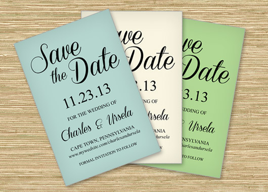 pages wedding save the date card template free iwork.html