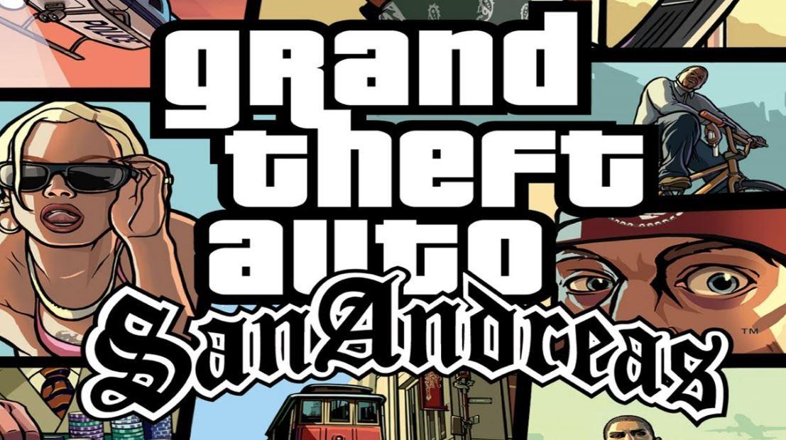 dating i Grand Theft Auto San Andreas