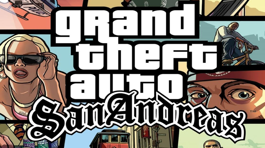 The Game of Action-Adventure and New Elements (GTA San Andreas