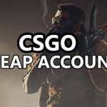 csgo cheap accounts