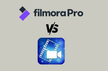 PowerDirector vs Filmorago