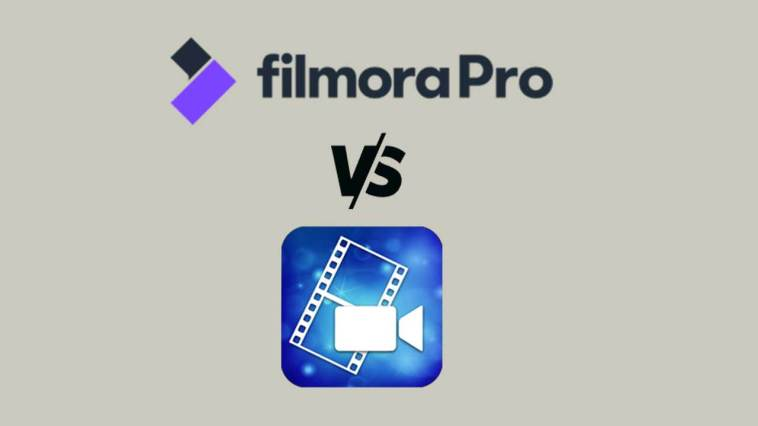 PowerDirector vs Filmorago
