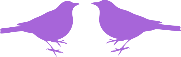 Download Love Birds On A Branch PNG, SVG Clip art for Web ...
