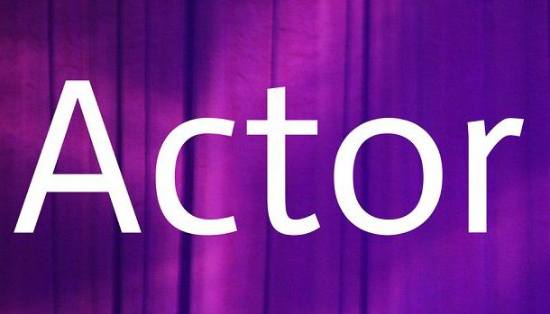 Actor Font Free Download