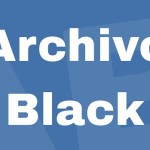 Archivo Black Font Free Download