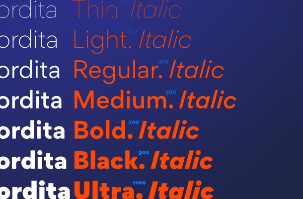 Gordita Font Free