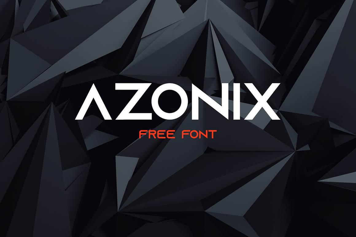 azonix-typeface
