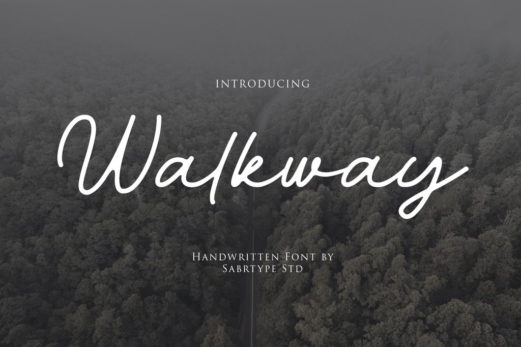 walkway-font-1