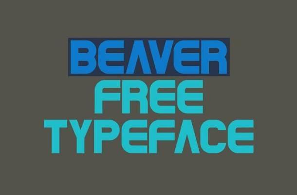 Beaver Font