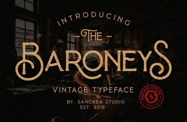 baroneys-vintage-font
