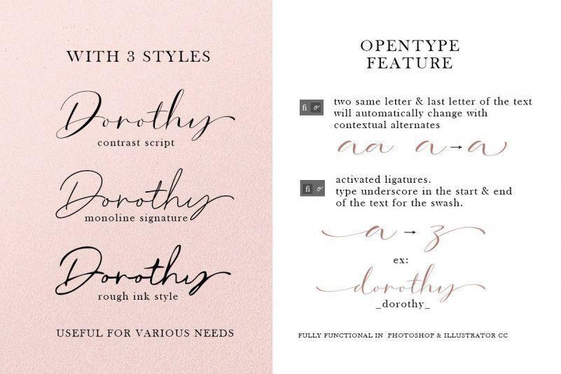 dorothy-clark-script-font-3