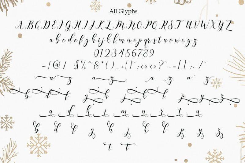 happy-christmas-calligraphy-font-2