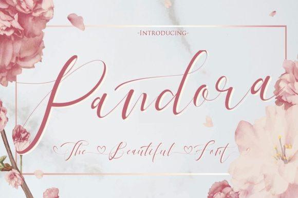 pandora-font