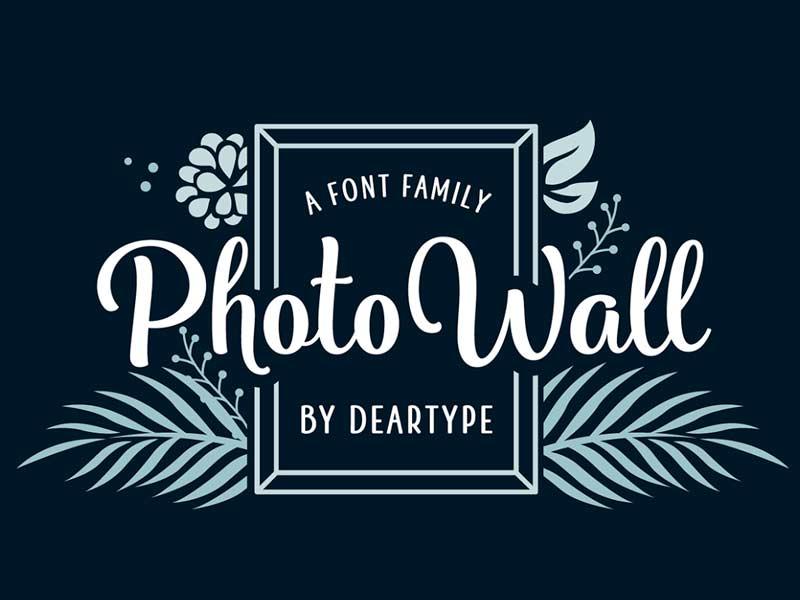 photowall_font_family