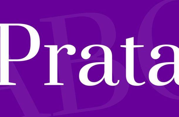 Prata Font