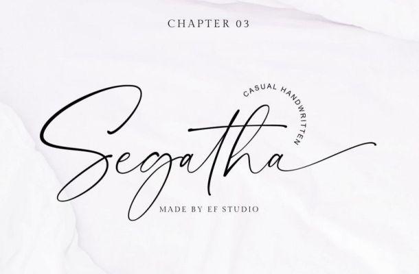 Segatha Font