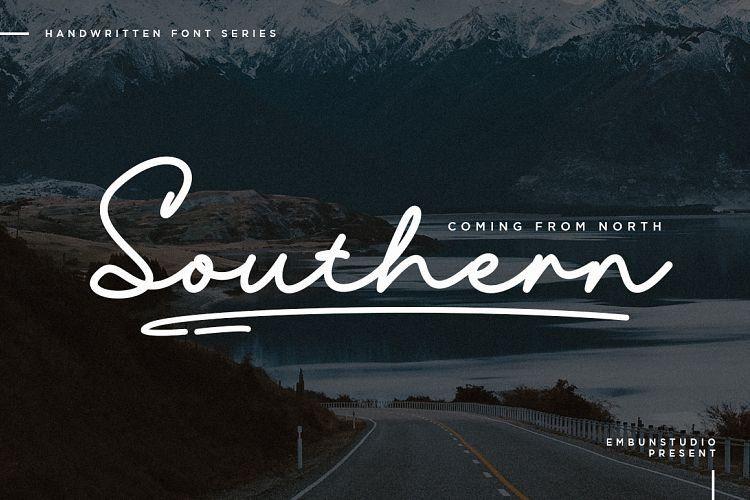 southern-font-1