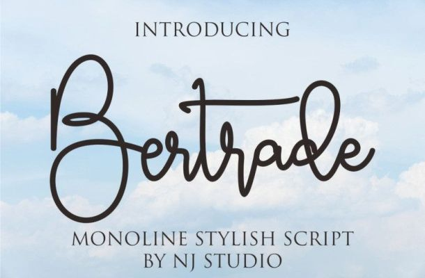 Bertrade Font
