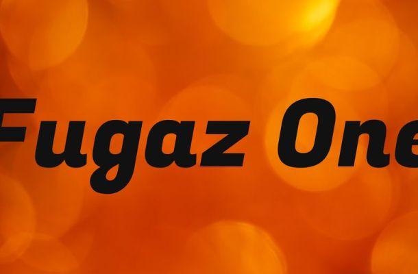 Fugaz One Font