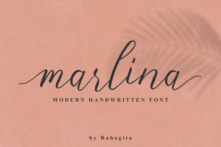 marlina-font